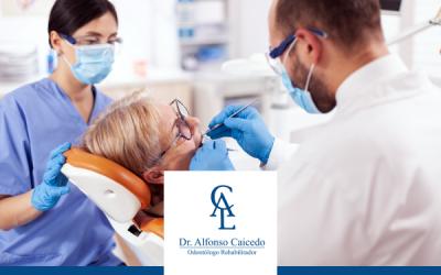 Dr. Alfonso Caicedo  (Odontología)