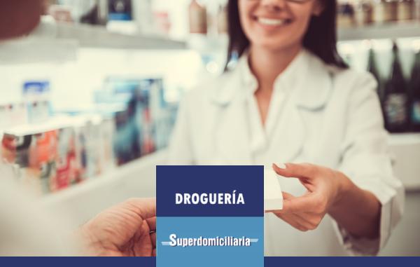 Superdomiciliaria Droguería